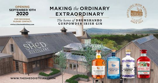 Visit The Shed Distillery
