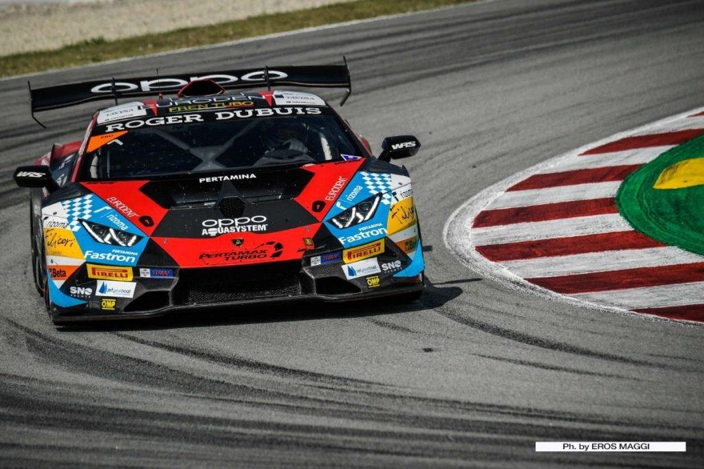 Lamborghini Supertrofeo – BARCELONA