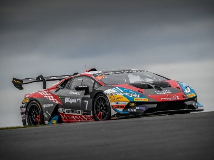Lamborghini Supertrofeo – NÜRBURGRING